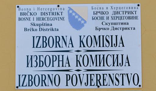 Obavijest za birače Brčko distrikta BiH