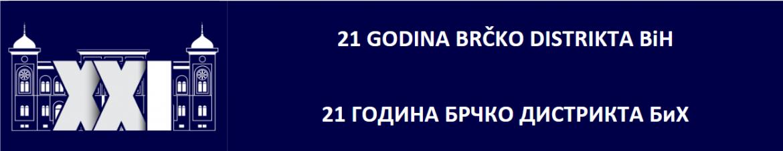 PROGRAM OBILJEŽAVANJA 21. OBLJETNICE BRČKO DISTRIKTA BiH