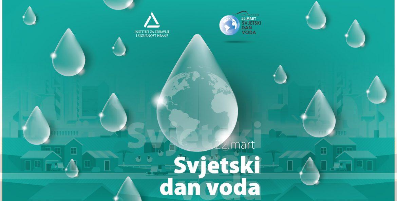 Danas se obilježava Svjetski dan voda 2021.
