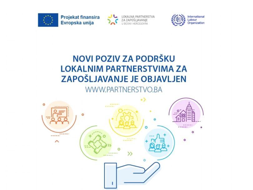 Projekat Evropske unije LEP II objavio poziv za podršku lokalnim partnerstvima za zapošljavanje